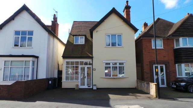 Thumbnail Detached house for sale in Kathleen Road, Sutton Coldfield, West Midlands