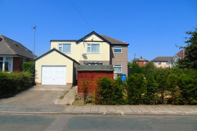 Thumbnail Detached house to rent in Frank Avenue, Mansfield, Nottinghamshire