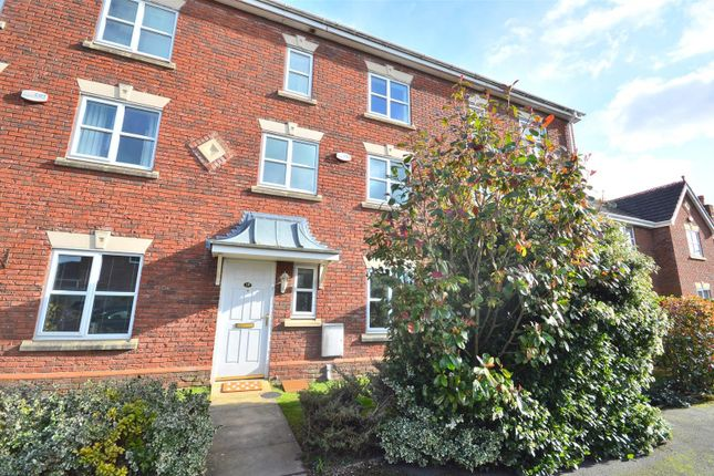 Thumbnail Terraced house to rent in Balliol Court, Ruskin Road, Sale