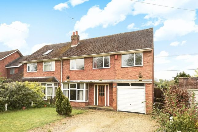 Thumbnail Semi-detached house for sale in High Street, Culham, Abingdon