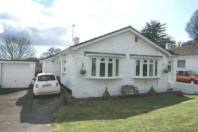 Thumbnail Detached bungalow for sale in Quantocks Road, Torquay
