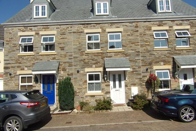 Thumbnail Terraced house to rent in Lady Beam Court, Kelly Bray, Callington