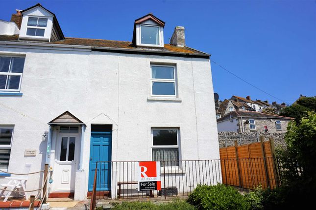 3 bed end terrace house for sale in Clements Lane, Portland, Dorset DT5