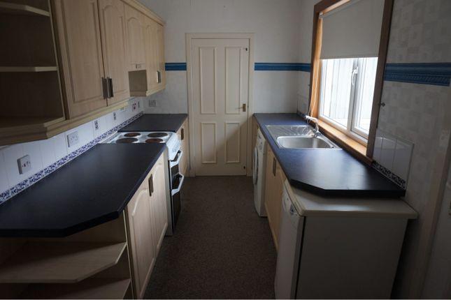 Kitchen of High Road, Stevenston KA20