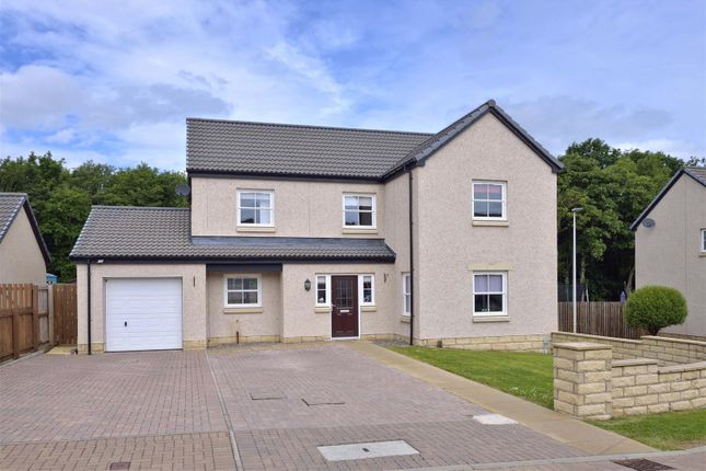 Thumbnail Detached house for sale in Springwood Rise, Kelso