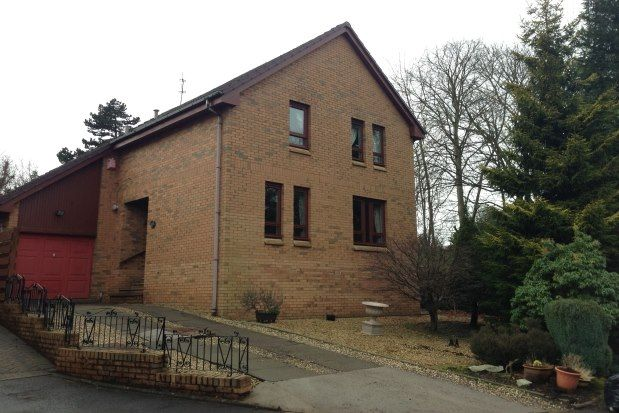 Thumbnail Detached house to rent in Polmont, Falkirk