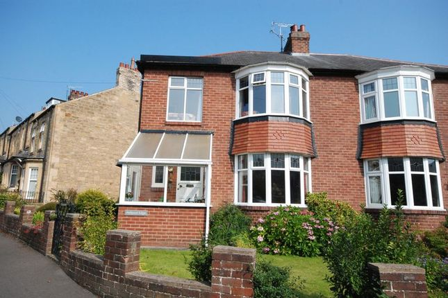 Thumbnail Semi-detached house for sale in Whitby Avenue, Hexham