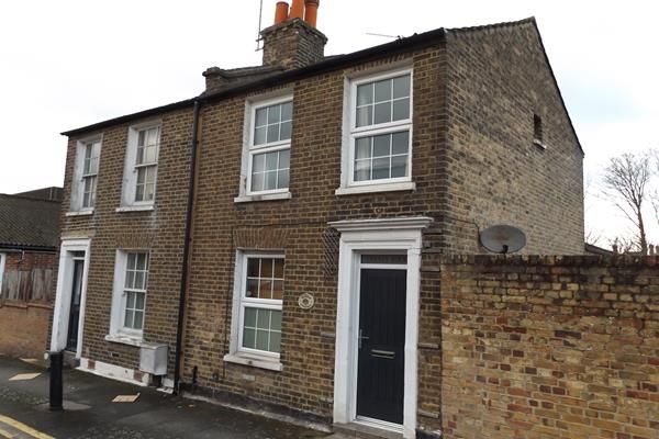 Thumbnail Cottage for sale in Philipot Path, Eltham