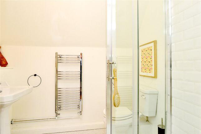 Shower Room of Goldwell House, East Dulwich Estate, East Dulwich, London SE22