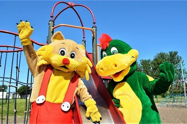 Felix & Dino of Solway Holiday Village, Silloth CA7