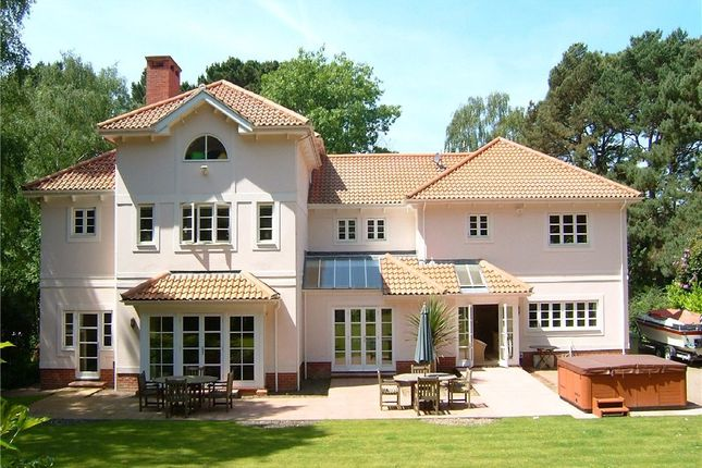 Thumbnail Property for sale in Branksome Park, Poole, Dorset