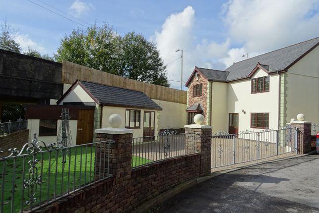 Thumbnail Detached house to rent in Abergarw Drive, Brynmenyn, Bridgend