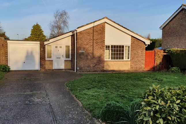 Thumbnail Detached bungalow to rent in Foxhollow, Bar Hill