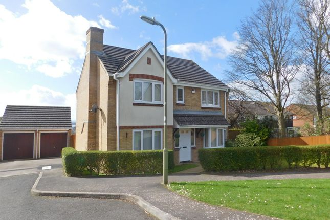 Thumbnail Detached house for sale in Caer Peris View, Fareham