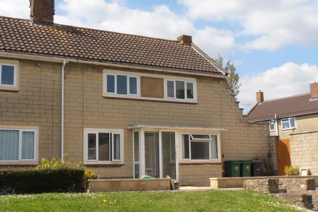 Thumbnail End terrace house to rent in Highfield Road, Bradford-On Avon, Wiltshire