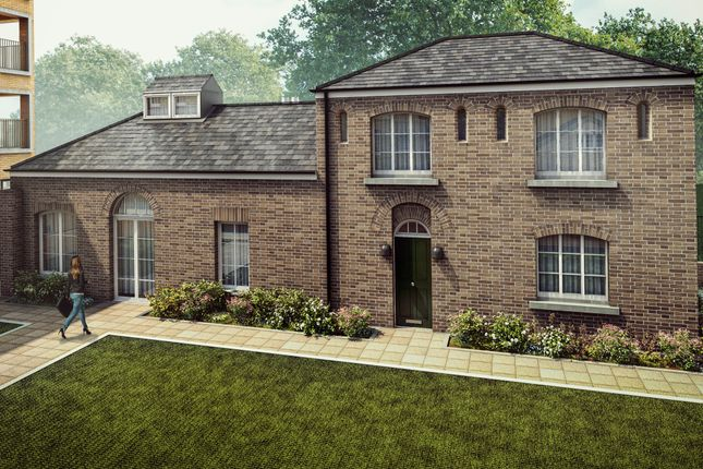 """Thumbnail Detached house for sale in """"The Lodge"""" at Bow Road, London"""