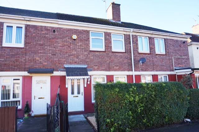 Thumbnail Terraced house to rent in Oliver Road, Newport