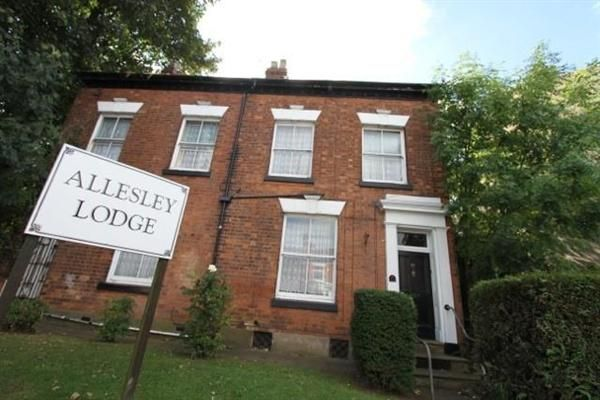 Thumbnail Property to rent in Allesley Old Road, Coventry