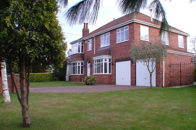 Thumbnail Detached house for sale in Spring Lane, Sprotbrough, Doncaster