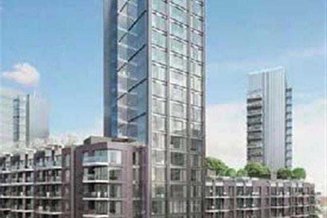 Thumbnail Flat for sale in Goodmans Field, Leman Street, London