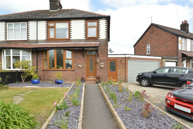 Thumbnail Semi-detached house for sale in Thornton Avenue, Macclesfield, Cheshire