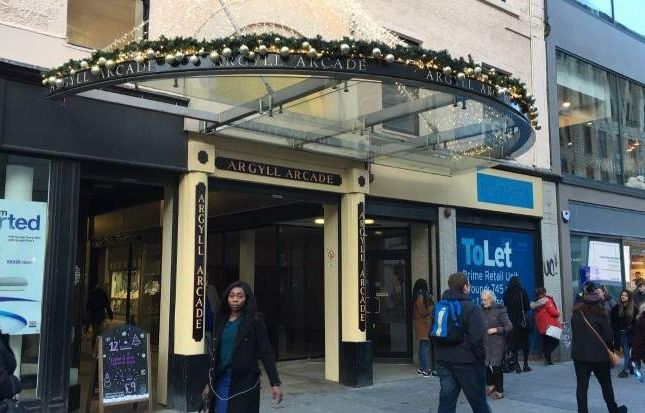 Thumbnail Retail premises to let in Argyle Street, Glasgow