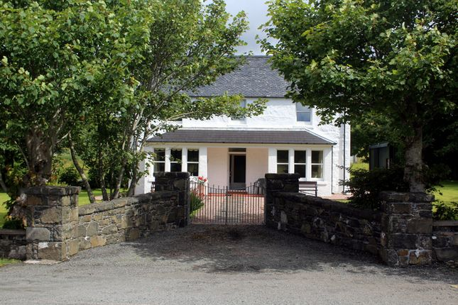 Thumbnail Detached house for sale in Millburn House, Dunvegan, Isle Of Skye