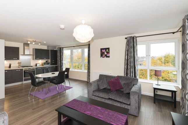 Thumbnail Flat to rent in Burnside Road, Dyce, Aberdeen