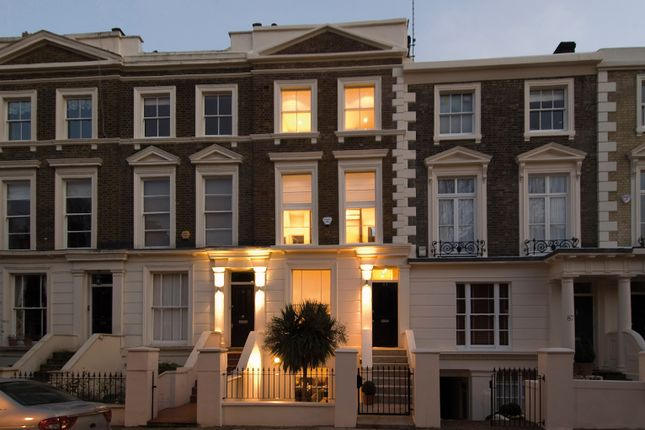 Thumbnail Terraced house for sale in Clifton Hill, St Johns Wood