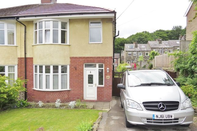 Thumbnail Semi-detached house to rent in Beely Road, Oughtibridge, Sheffield