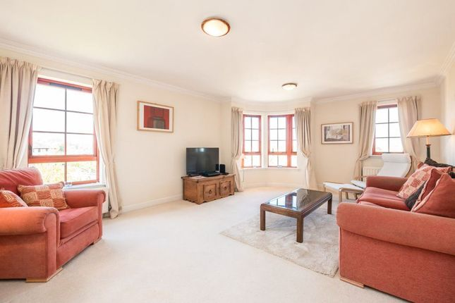 Thumbnail Flat to rent in Orchard Brae Avenue, Edinburgh