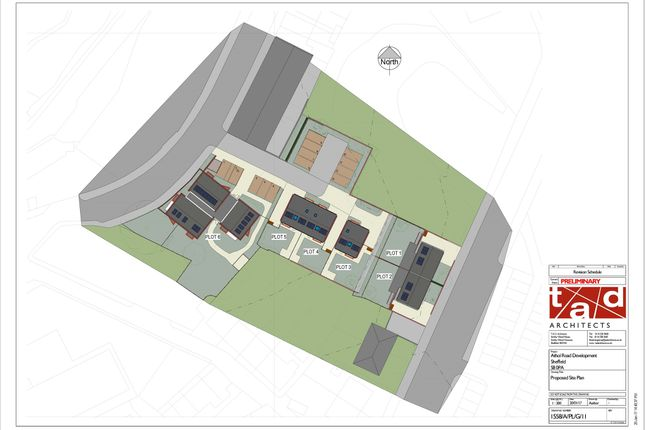 Thumbnail Land for sale in Athol Road, Woodseats, Sheffield