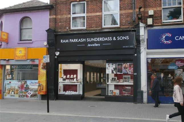 Thumbnail Retail premises to let in High Street, Hounslow