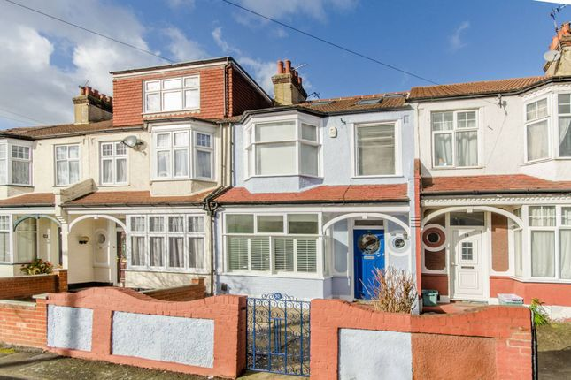 Thumbnail Property for sale in Abbott Avenue, Raynes Park