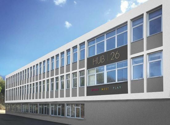 Thumbnail Office to let in Hub 26, Charlesworth House, Hunsworth Lane, Cleckheaton, West Yorkshire