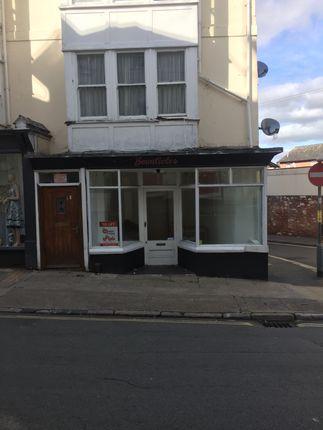 Thumbnail Retail premises to let in Church Street, Paignton