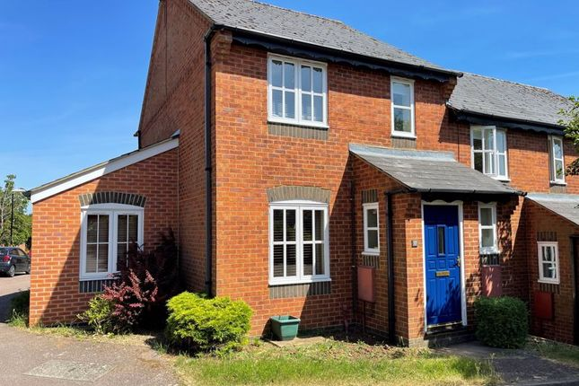 3 bed terraced house for sale in Old Brewery Walk, Brackley NN13