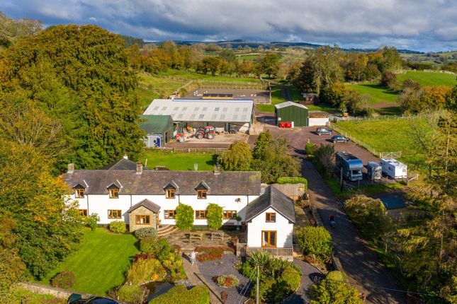 Thumbnail Property for sale in Craigllwyn, Oswestry, Shropshire