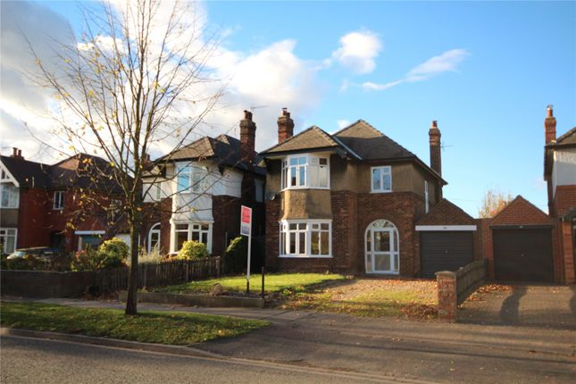 Thumbnail Detached house to rent in Yarborough Crescent, Lincoln
