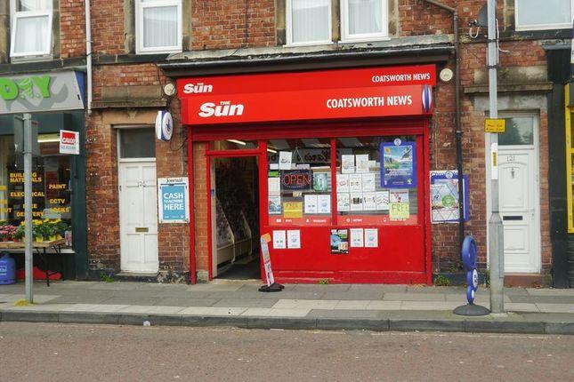 Retail premises for sale in Former Coatsworth News, 123 Coatsworth Road, Gateshead