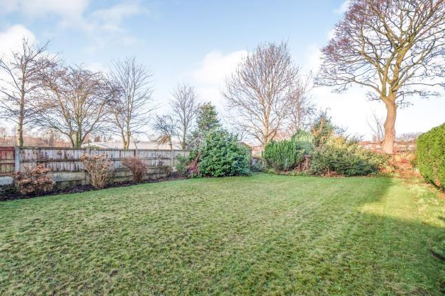 Garden of Fairway, Windle, St Helens, Merseyside WA10