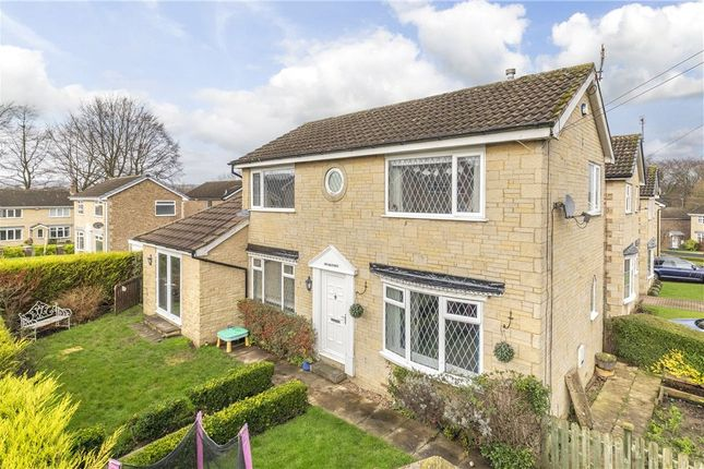 Thumbnail Detached house for sale in Poplar Close, Burley In Wharfedale, Ilkley, West Yorkshire