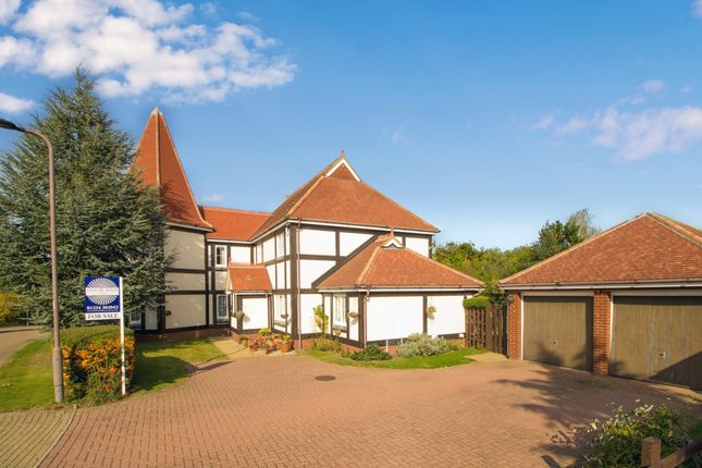 Thumbnail Detached house for sale in Carnoustie Drive, Great Denham
