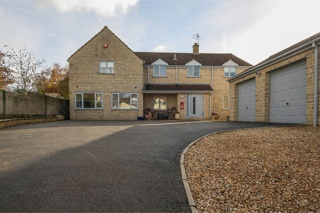 Thumbnail Detached house for sale in Camelia House, Stone Allerton, Somerset