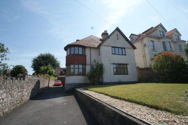 Thumbnail Detached house for sale in St. Andrews Road, Paignton