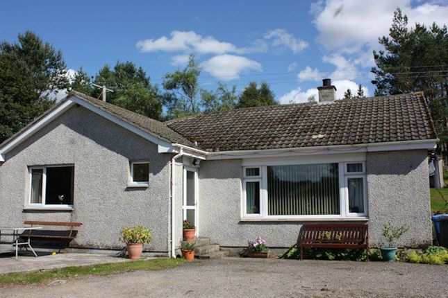 Thumbnail Detached bungalow for sale in Griam Mhor, 1 Council Houses, Kinbrace