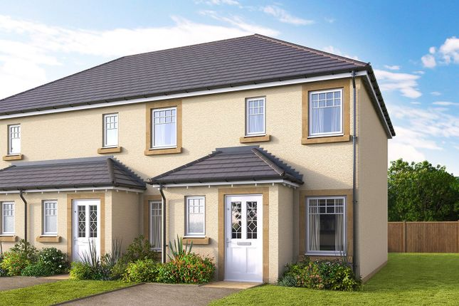 Thumbnail Terraced house for sale in Dumbarton Drive, Glenboig