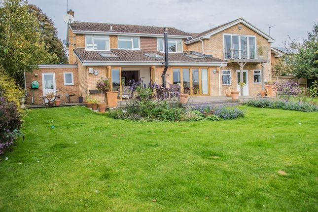 Thumbnail Detached house for sale in Mill Road, Whitfield, Brackley