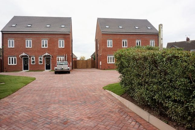 Thumbnail Semi-detached house to rent in Kipling Close, Worksop