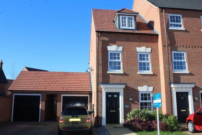 Thumbnail Property to rent in Charlotte Way, Netherton, Peterborough.